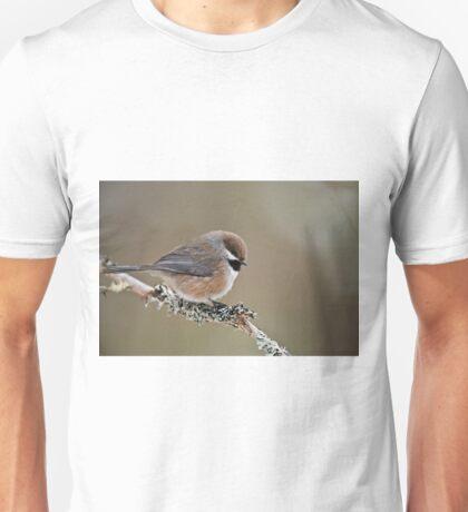Boreal Chickadee Unisex T-Shirt