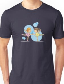 Little Ballerinas-BFF Unisex T-Shirt
