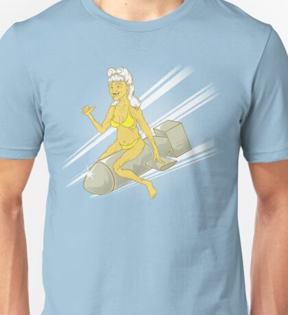 vintage pin-up Unisex T-Shirt