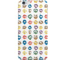 Ugly Birds iPhone Case/Skin