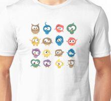 Ugly Birds Unisex T-Shirt