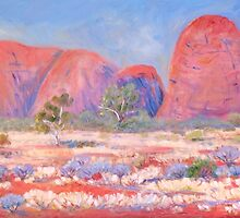 KataTjuta #1 by Virginia McGowan