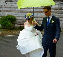 A Very British Wedding, Todi, Umbria, Italy by Andrew Jones