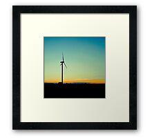 Solo Éoliene Framed Print