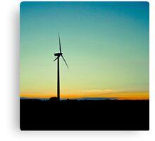 Solo Éoliene Canvas Print