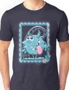 Blue Monie  Unisex T-Shirt