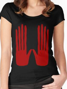 Hands of Fate Women's Fitted Scoop T-Shirt