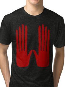 Hands of Fate Tri-blend T-Shirt