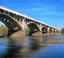 The Gervais Street Bridge by suzannem73