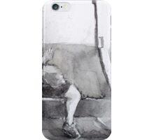 stop iPhone Case/Skin