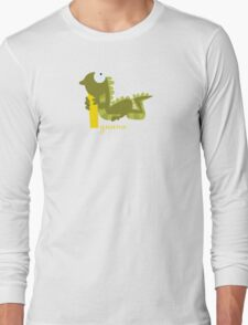 i for iguana Long Sleeve T-Shirt
