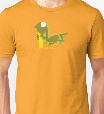 i for iguana Unisex T-Shirt