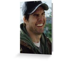 Tom Cruise - Top Gum Greeting Card