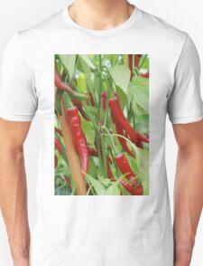 Red hot chilli Unisex T-Shirt