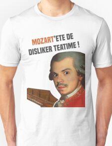 Mozart TeaTime T-Shirt