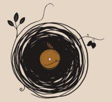 Enchanting Vinyl Records by Denis Marsili