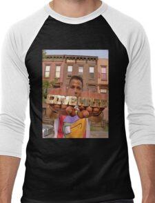 Love & Hate Men's Baseball ¾ T-Shirt