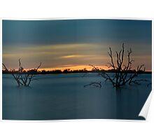 Lake Killamperpunna Poster