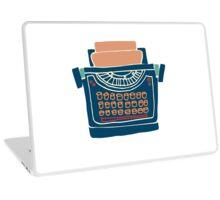 Typewriter Laptop Skin