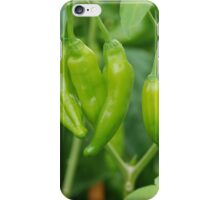 Lemon Drop Chilli iPhone Case/Skin