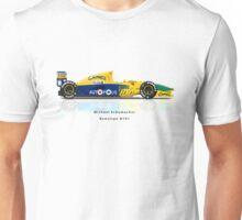 Michael Schumacher - Benetton B191 Unisex T-Shirt