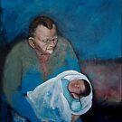 George by Steve Wilbur