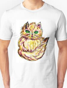 Persian Cat 2 Unisex T-Shirt
