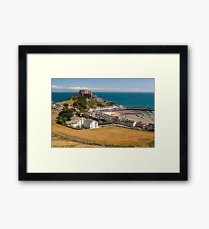 Gorey Castle Framed Print