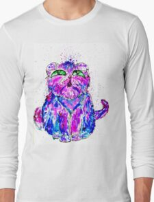 Painted Cat T-Shirt