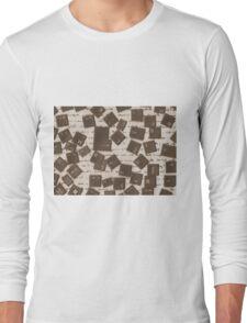 Old vs new (jumbled words) Long Sleeve T-Shirt