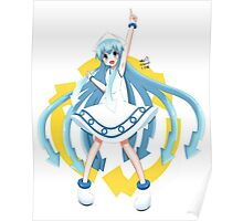 Squid Girl Poster