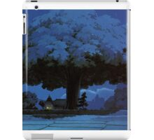 My Neighbour Totoro Tree iPad Case/Skin