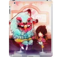 Sweet Tooth iPad Case/Skin