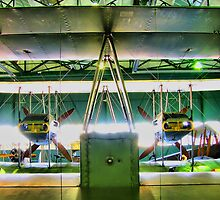 Vickers Vimy -  Hendon - HDR by Colin J Williams Photography