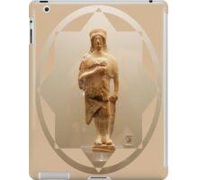 ancient greek statue iPad Case/Skin