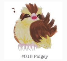 #016 Pidgey Kids Clothes