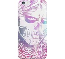 Zombie Boy Galaxy Portrait iPhone Case/Skin