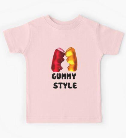 Gummy style Kids Tee