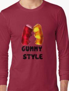 Gummy style Long Sleeve T-Shirt