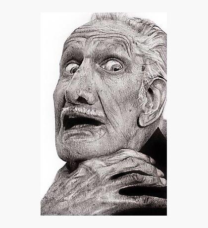 Portrait of Vincent Price Photographic Print