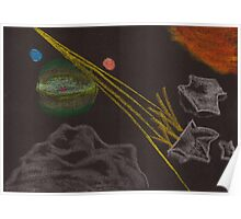 Asteroid Mining Poster