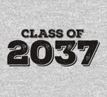 Class of 2037 by FamilySwagg
