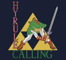 Hyrule Calling! One Piece - Long Sleeve