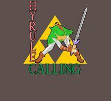 Hyrule Calling! Unisex T-Shirt