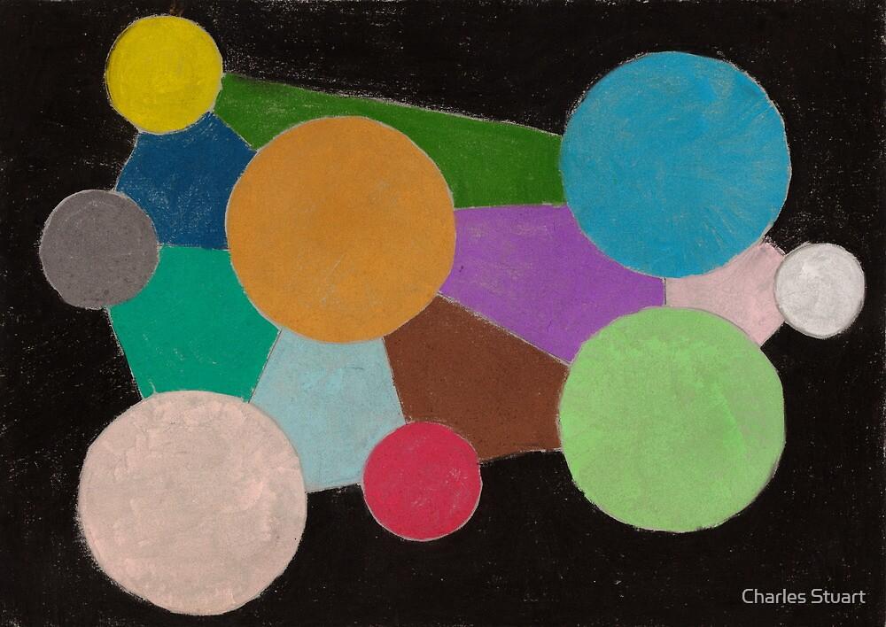 Disco Lights by Charles Stuart