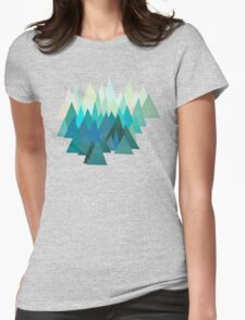 Cold Mountain Womens Fitted T-Shirt