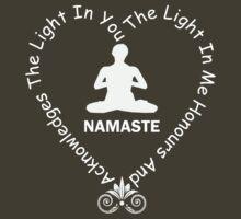 Namaste yoga by pravinya2809