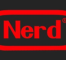 NERD! by GeekyAlliance