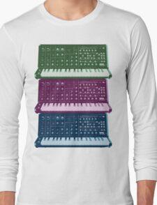 Korg MS-20 Synthesizer Long Sleeve T-Shirt