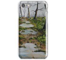 Old Walking Trail iPhone Case/Skin
